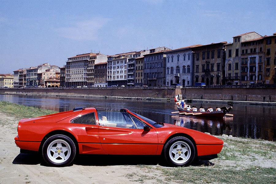 Guide Ferrari Gtb Turbo Gts Turbo Supercar Nostalgia
