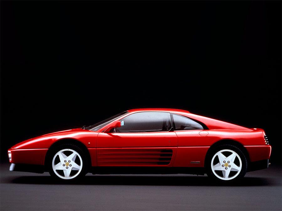 Guide Ferrari 348 Tb 348 Ts Supercar Nostalgia