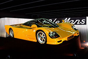 Dauer 962 LM chassis 133 -