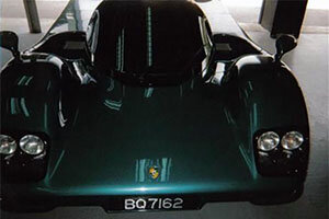Dauer 962 LM chassis 141 -