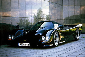 Dauer 962 LM chassis 172 -