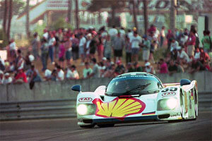 Dauer 962 LM Sport chassis GT002 (173) -