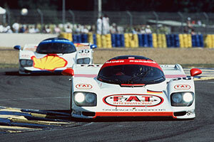 Dauer 962 LM Sport chassis GT003 (176) -