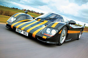 Dauer 962 LM chassis 962.8.001 -