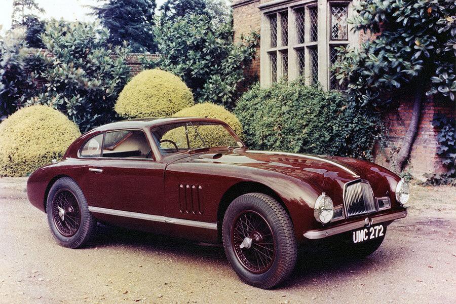 Guide Aston Martin Db2 Le Mans Prototype Supercar Nostalgia