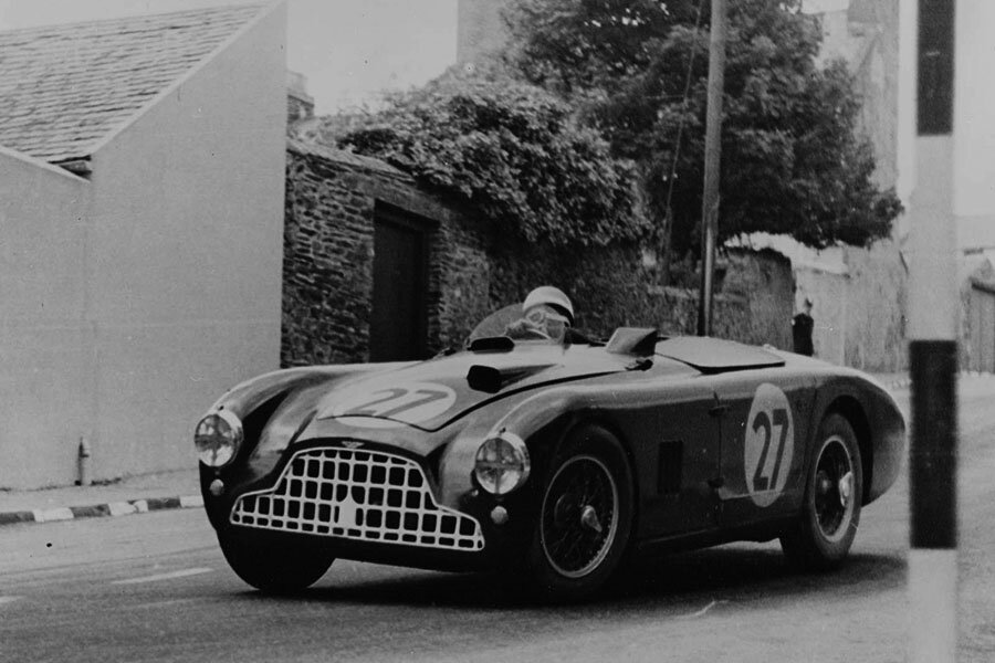 Guide Aston Martin Db3 Supercar Nostalgia