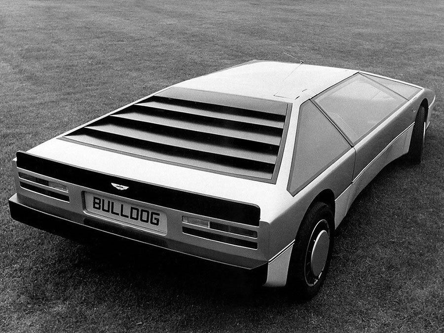 Guide Aston Martin Bulldog Supercar Nostalgia