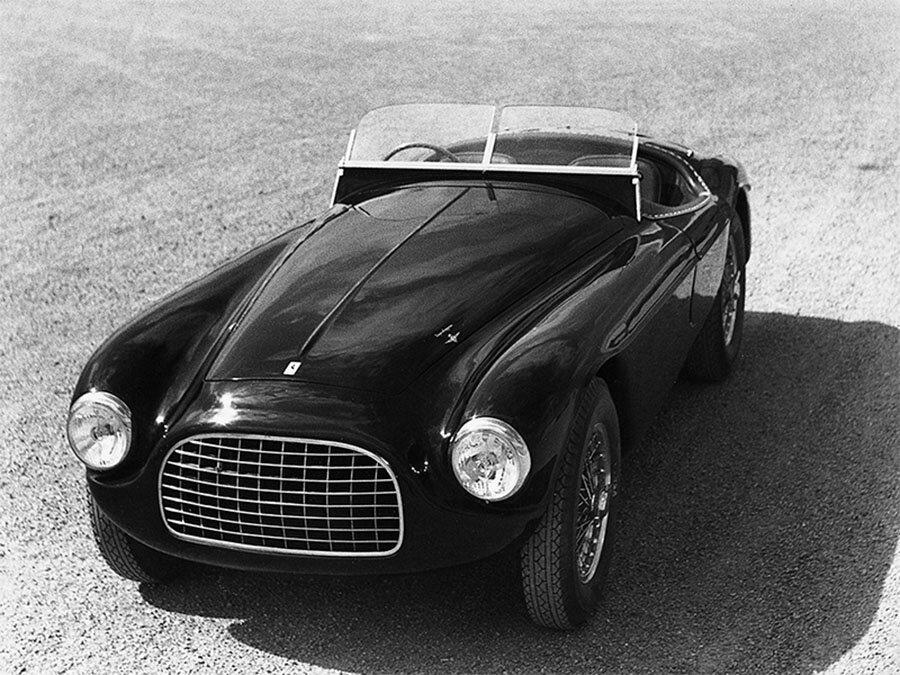 Vin Ferrari 340 America Chassis 0114 A Supercar Nostalgia