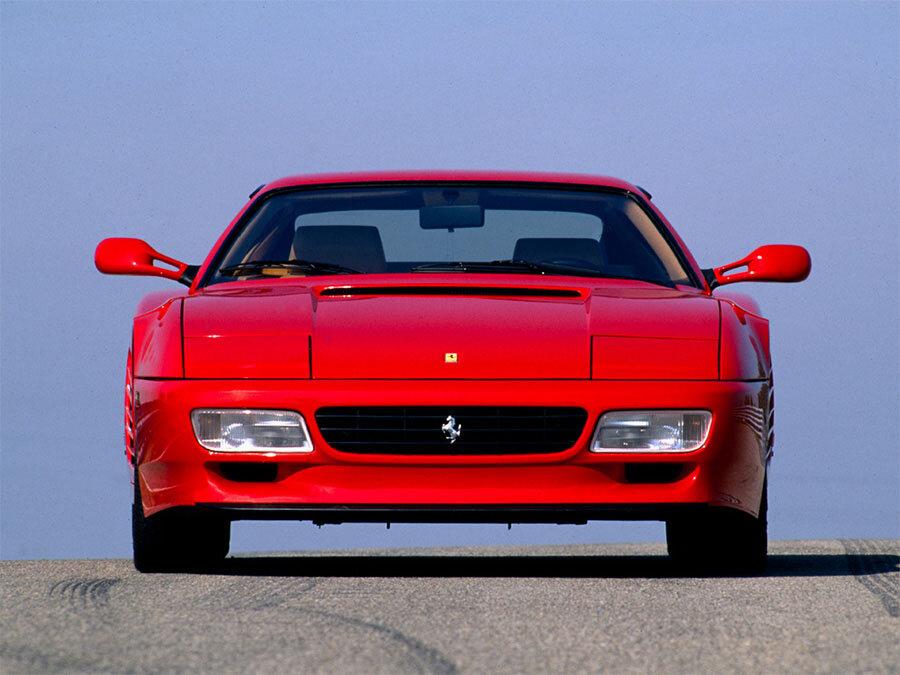 Guide Ferrari 512 Tr Supercar Nostalgia