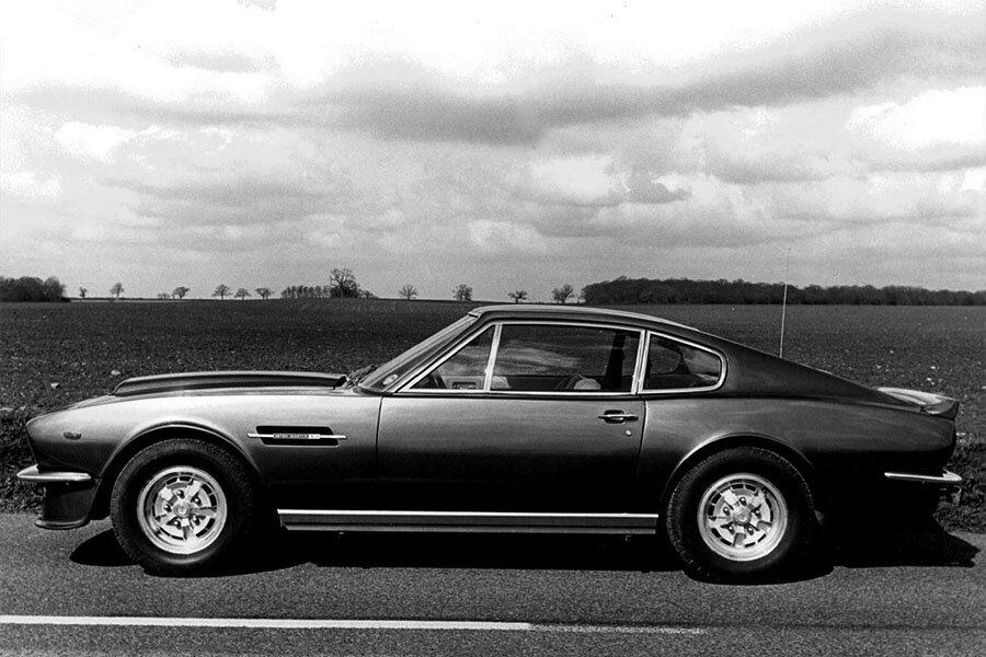 Guide Aston Martin V8 Vantage V540 Supercar Nostalgia