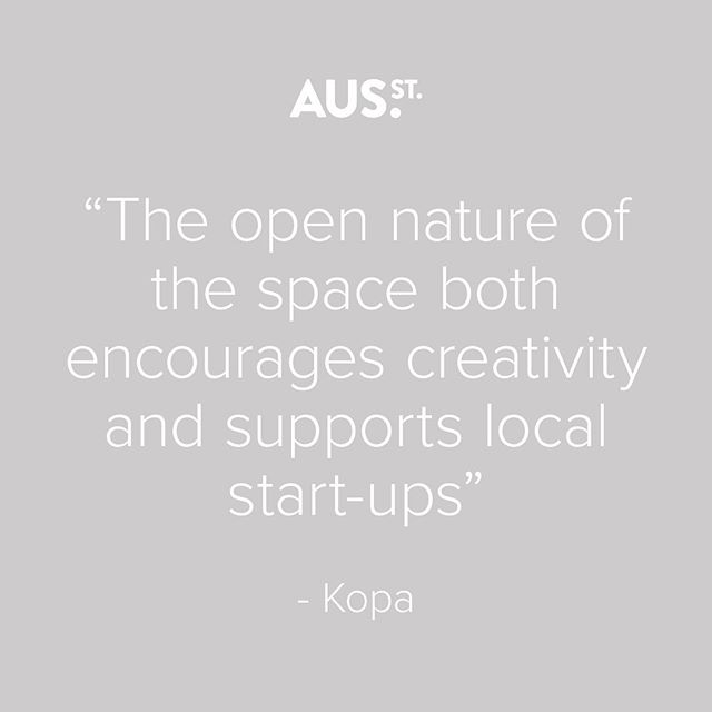 @kopalife are a young design focused company producing affordable good-looking products in an ethical manner. We continue to support the team in their recent expansion and upcoming design releases. . . #kopalife #kopa #design #tenant #sharespace #coworking