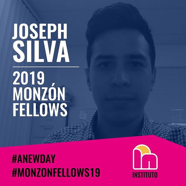 """I am excited to gain the tools to better run campaigns for the organization through building management capacity as well as being able to dive in on Policy analysis and development to better engage local politicians on important decisions impacting the communities."" -Joseph Silva, 2019 Monzón Fellow"