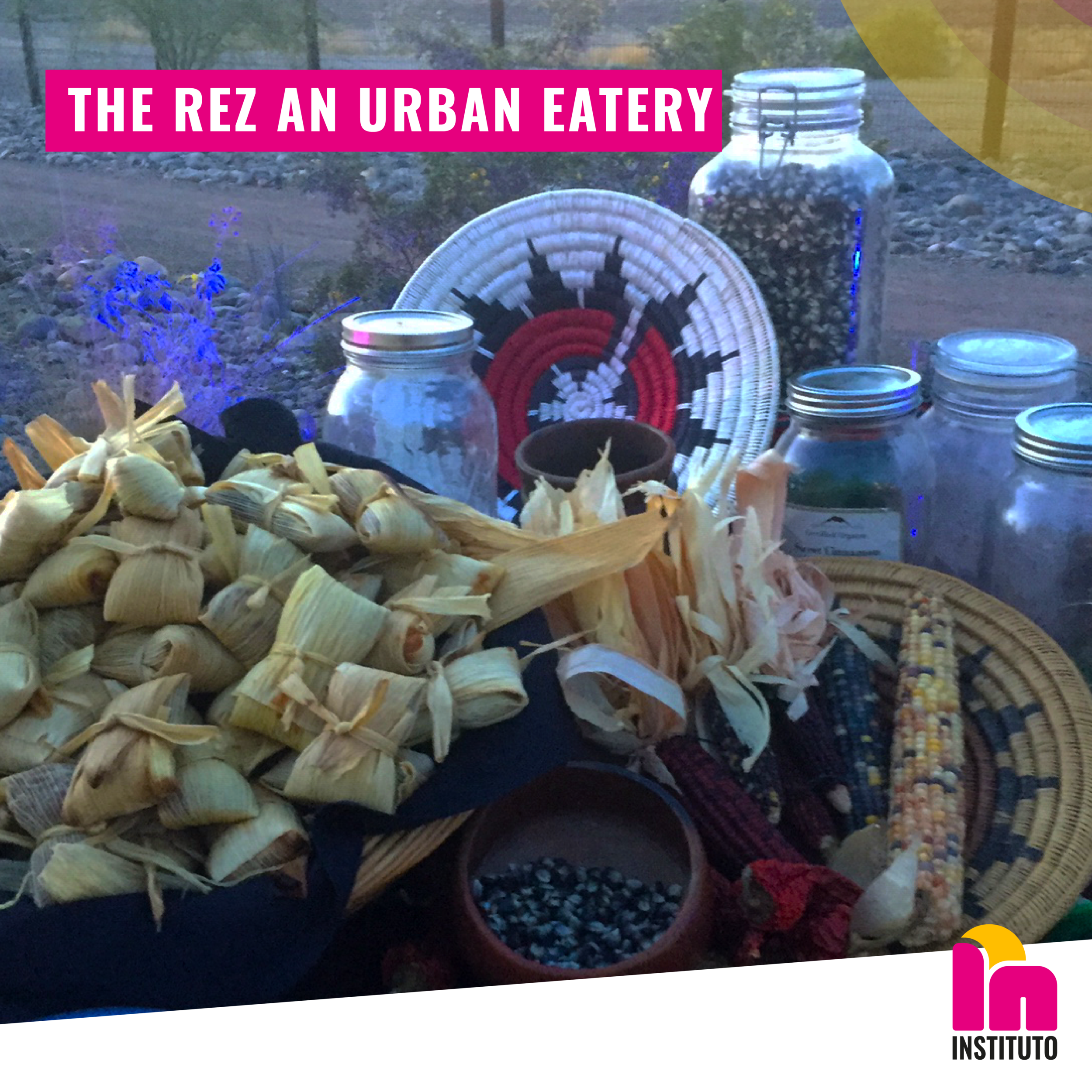 Enjoy a menu inspired by the Sonoran Desert and crafted by The REZ an Urban Eatery