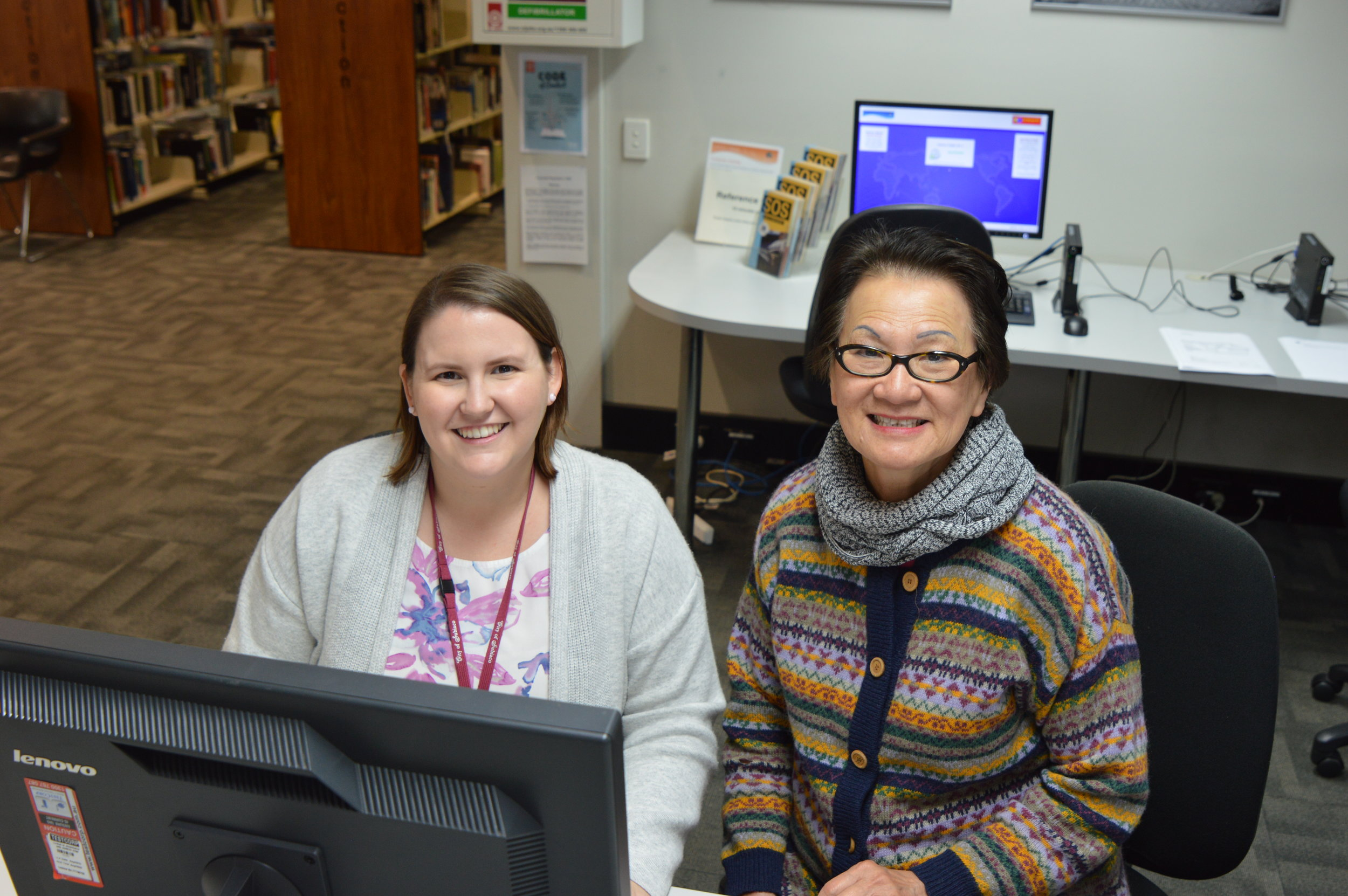 OUR DIGICATION PROGRAM - Our library based Digication program aims to improve digital literacy of the community by providing one-on-one and group sessions with a tutor who has expertise in a wide range of technical skills.