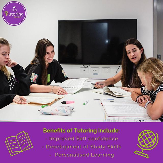 🌱💜 There are many benefits associated with tutoring beyond academic results! To find out more or book a group tutoring session reach out to us at https://tutoringcentre.teachlearngrow.org.au/book-group