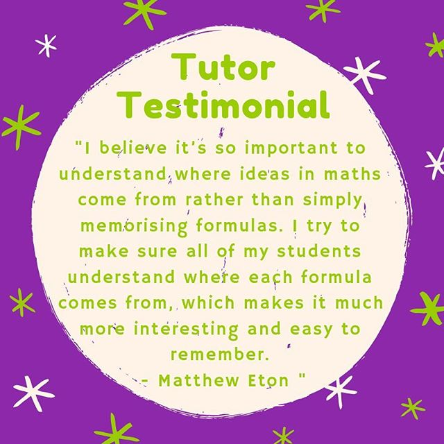 💜🌱 We offer a wide range of tutors for all subjects and academic needs. Tutoring offers personalised attention and learning at your own pace. It leads to improved grades, increased motivation and promotes higher levels of learning. Get in touch with us at https://tutoringcentre.teachlearngrow.org.au/book to book a session today!