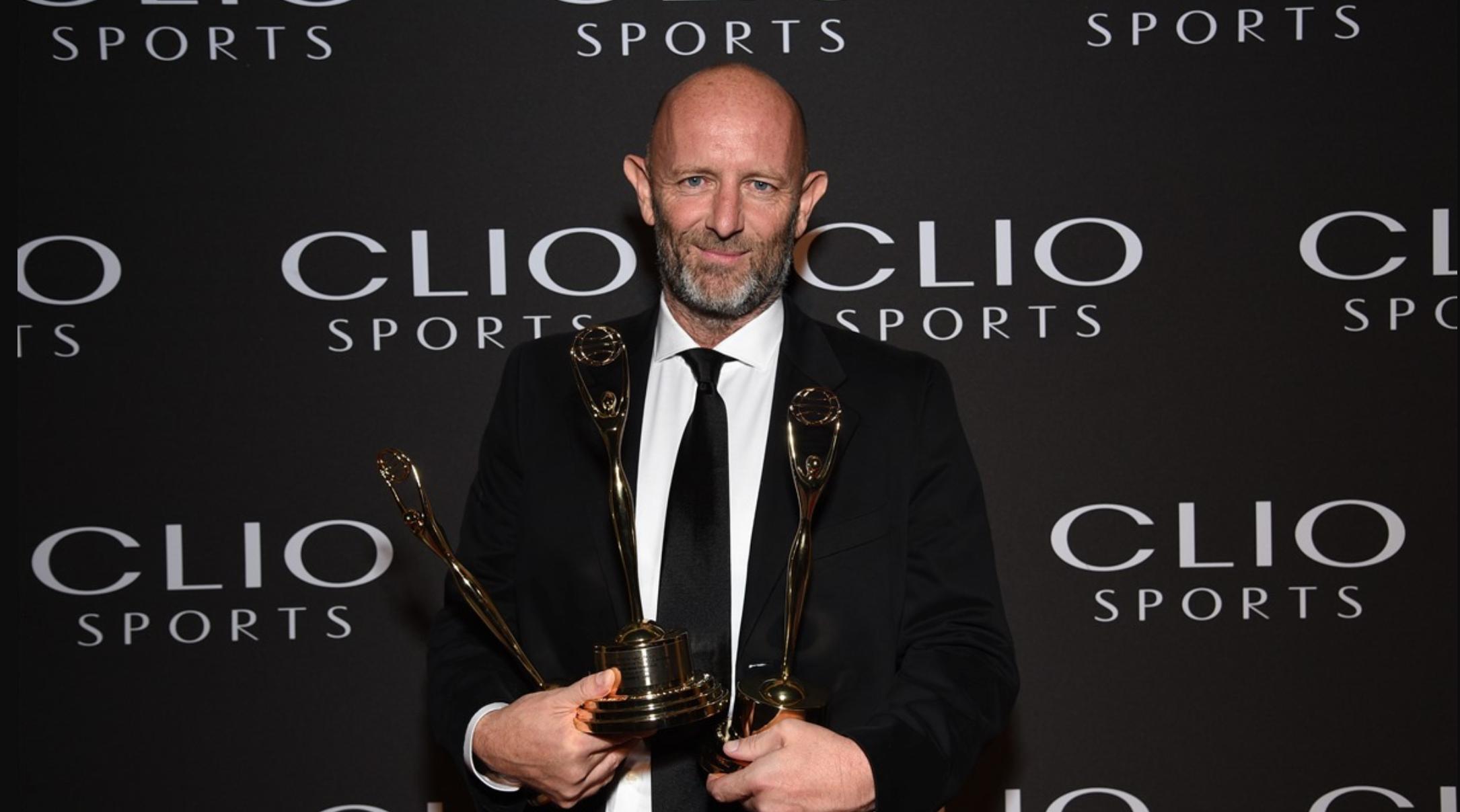 Mark Carolan   Clio Sports Awards