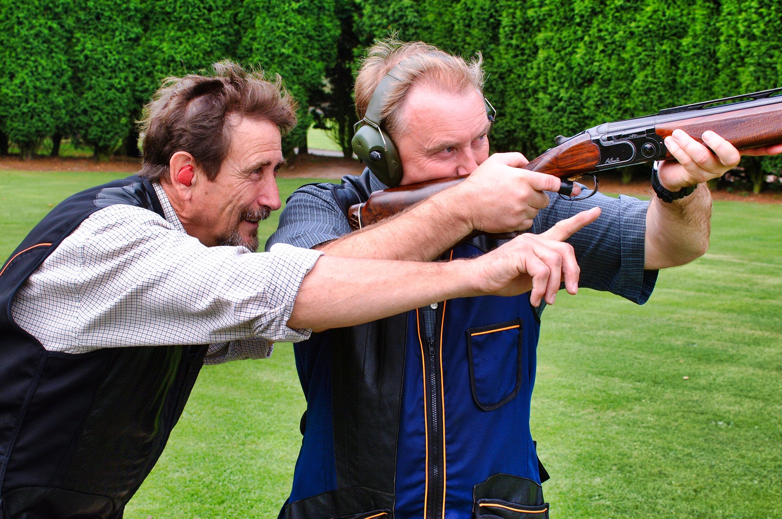 Shooting School - Learn from our team of ProfessionalsFrom Beginner to Competition StandardAny age from 12 and upwards