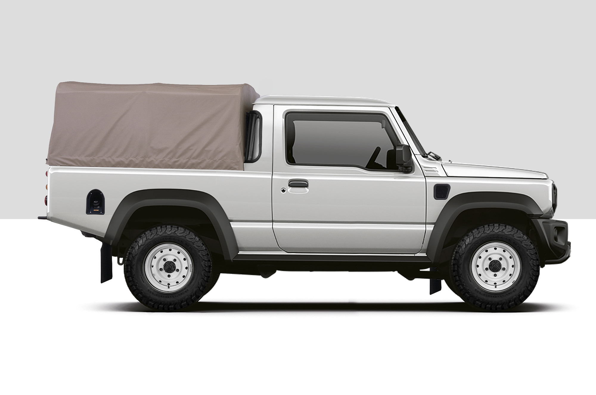 Jimny Single Cab Pick-up Concept