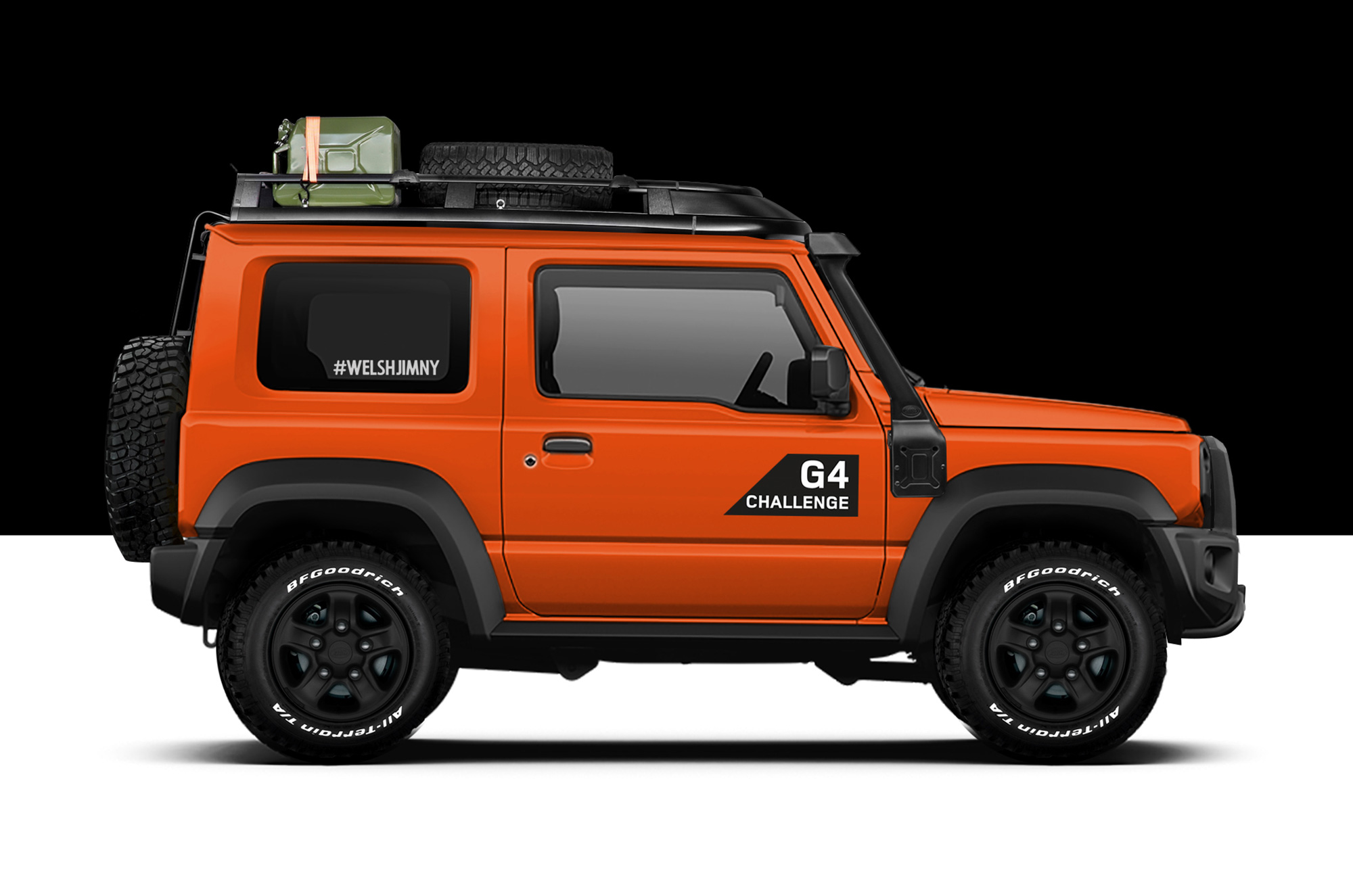 Jimny G4 Challenge Concept