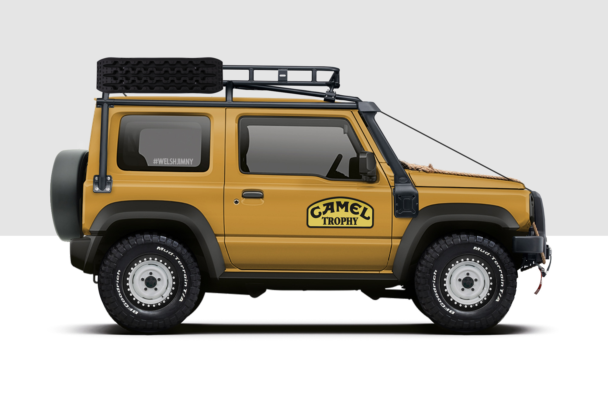 Jimny Camel Trophy Concept