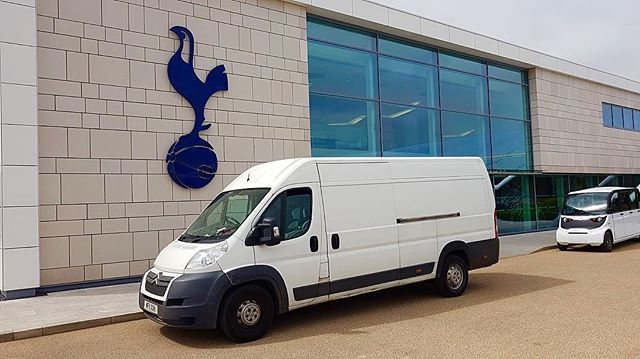 Tottenham Hotspur Football Club ⚽️ . . #logistics #logisticsmanagement #logisticscompany #logisticsteam #courier #delivery #tottenham #tottenhamhotspur #spurs #london #football #premierleague #epl #instapicture #instapicoftheday #instapic #instagood #instagram
