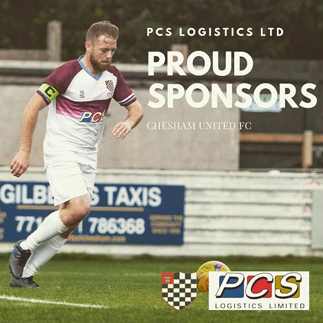 We are happy to announce that we are the proud sponsors of @cheshamutdfc