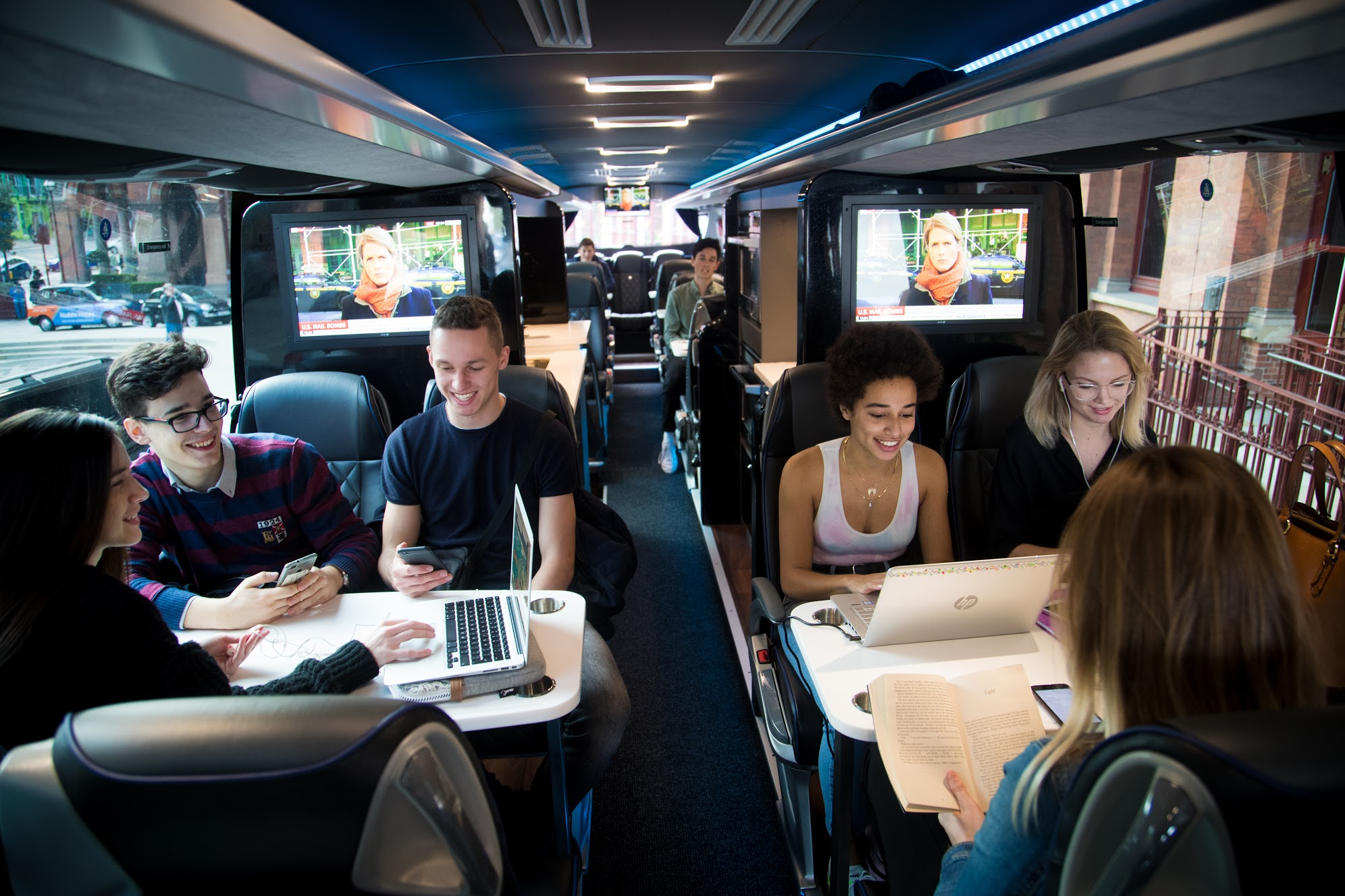 Access customers throughout the UK - Snap lists your trips and finds the customers who want to buy seats on them. With our extensive marketing campaigns Snap continue to open up coach travel to more and more travellers every single day.