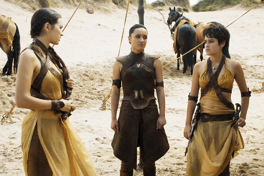 Editor's hot take: the Dorne storyline was good and it should've continued longer.