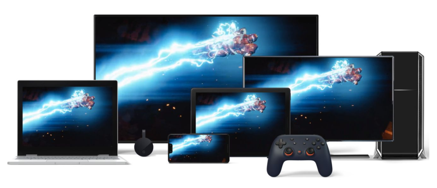 All devices great and small will be capable of using Stadia.