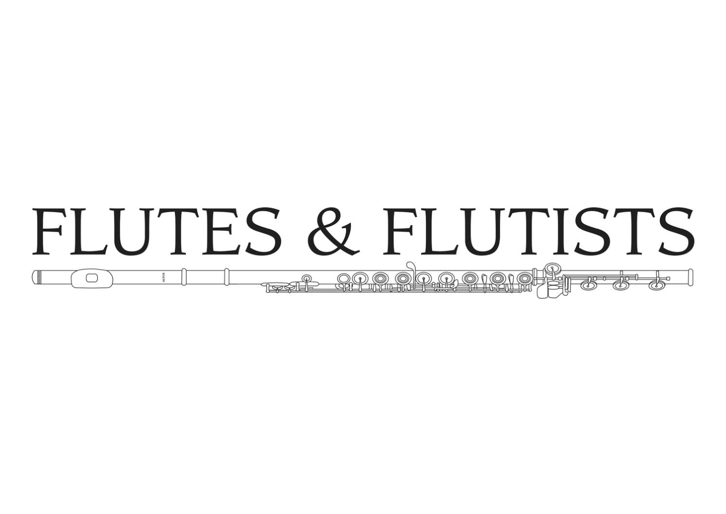 Flutes & Flutists - Wellington  Representative - Brad Teal