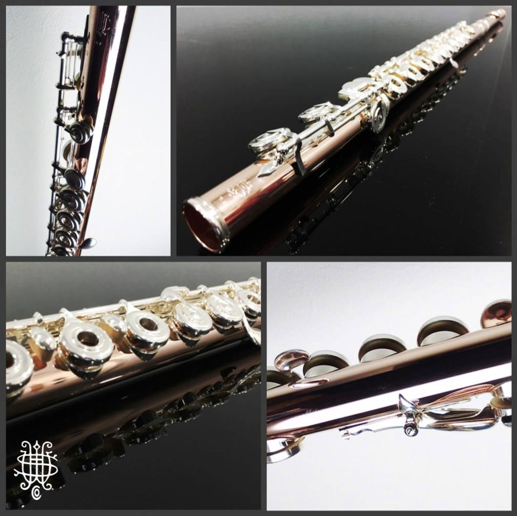2013 – Haynes introduces the N Cut headjoint named after the Nagog Woods surrounding the workshop in Acton, MA2014 – The Sir James Galway Model Q Series Flute is introduced.2016 – New Lightweight Mechanism developed - In response to changing trends, a new Lightweight Mechanism was developed. The first flute made with this new mechanism was a 10K Flute #53535 (pictured). This is currently a standard option on Custom Flutes.