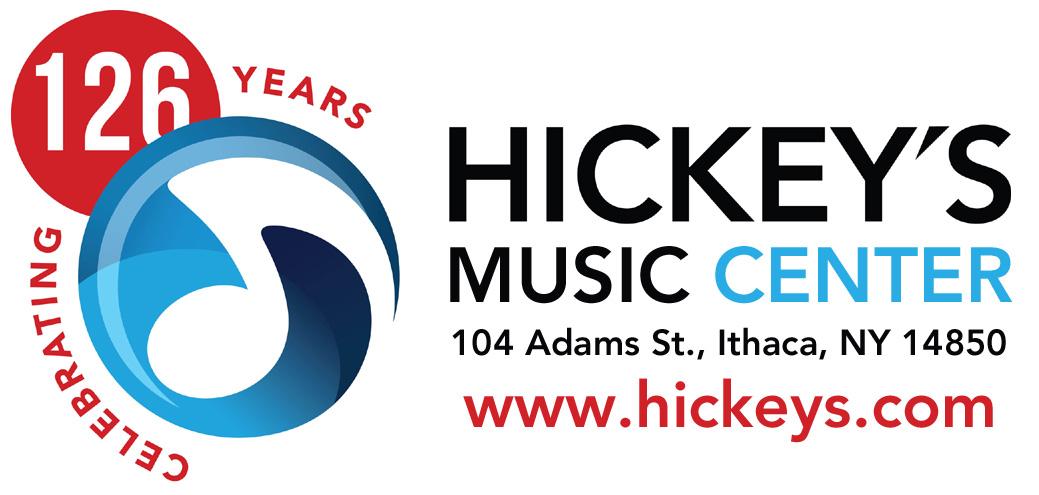 Hickey's Music Center - Ithica  Q Series & Amadeus