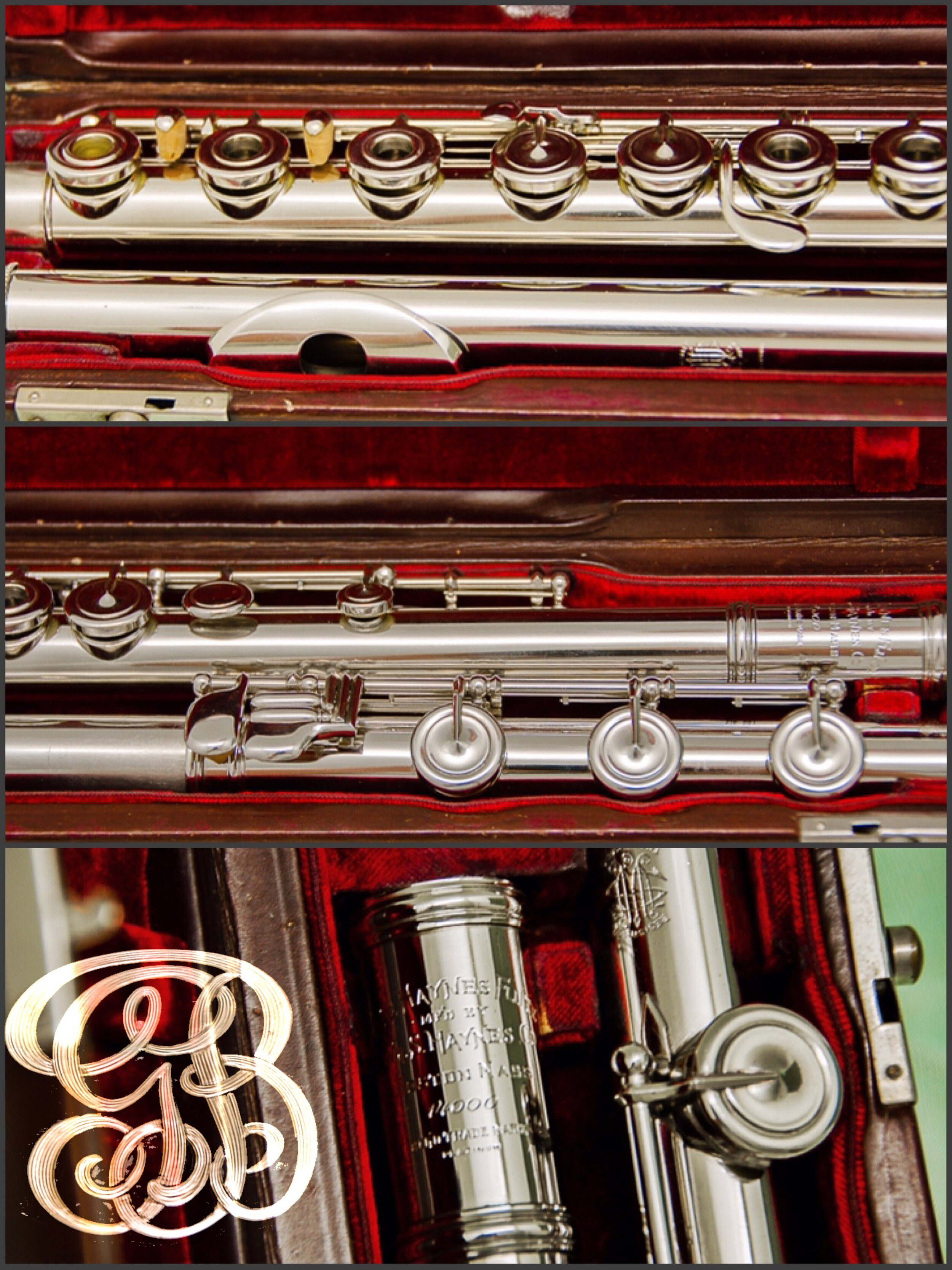 1935 – For reasons of superstition - there are no #13xxx flutes made - Haynes production jumps from #12999 to #14000. Many #xx013 serial numbered flutes were also skipped during this time.1935 – Platinum Haynes Flute #14000 - In 1935 Georges Barrère commissioned a platinum flute #14000 from Wm. S. Haynes Co. This flute would be the world's very first all-platinum instrument. To commemorate the premiere of this important flute, Edgard Varèse´ wrote 'Density 21.5' which Barrère premiered on the debut concert of this flute. 21.5 is the density of platinum.