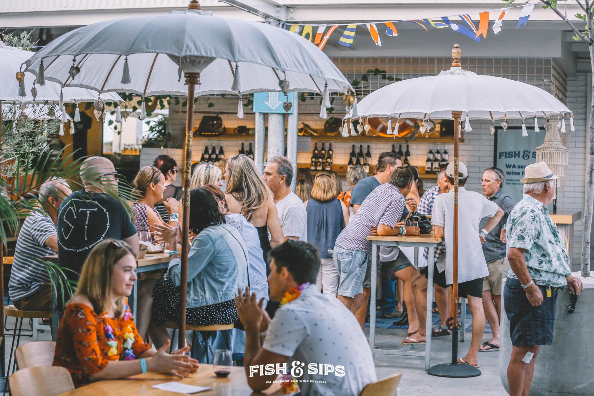 Fish & Sips Festival 2019