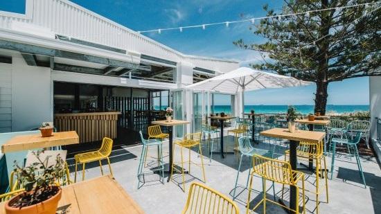The Cargo Terrace Coast Port Beach