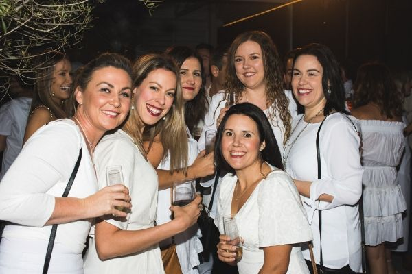 Variety Toy Bank Charity Event White Party 2019