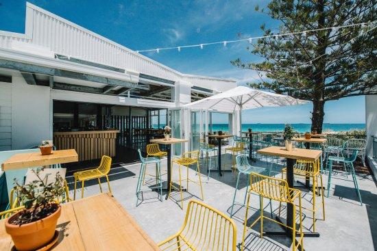 Cargo Bar Terrace at Coast Port Beach Fremantle Venue Hire