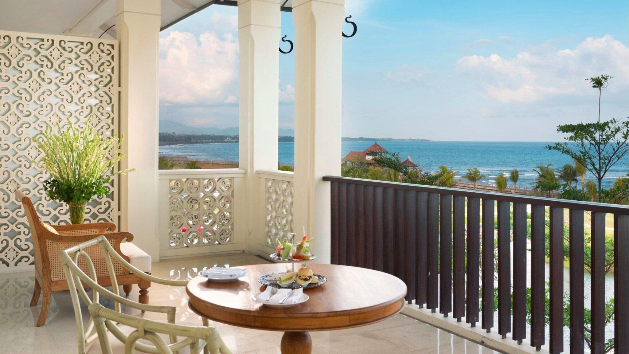 Romantic Getaway with beachview at Rumah Luwih
