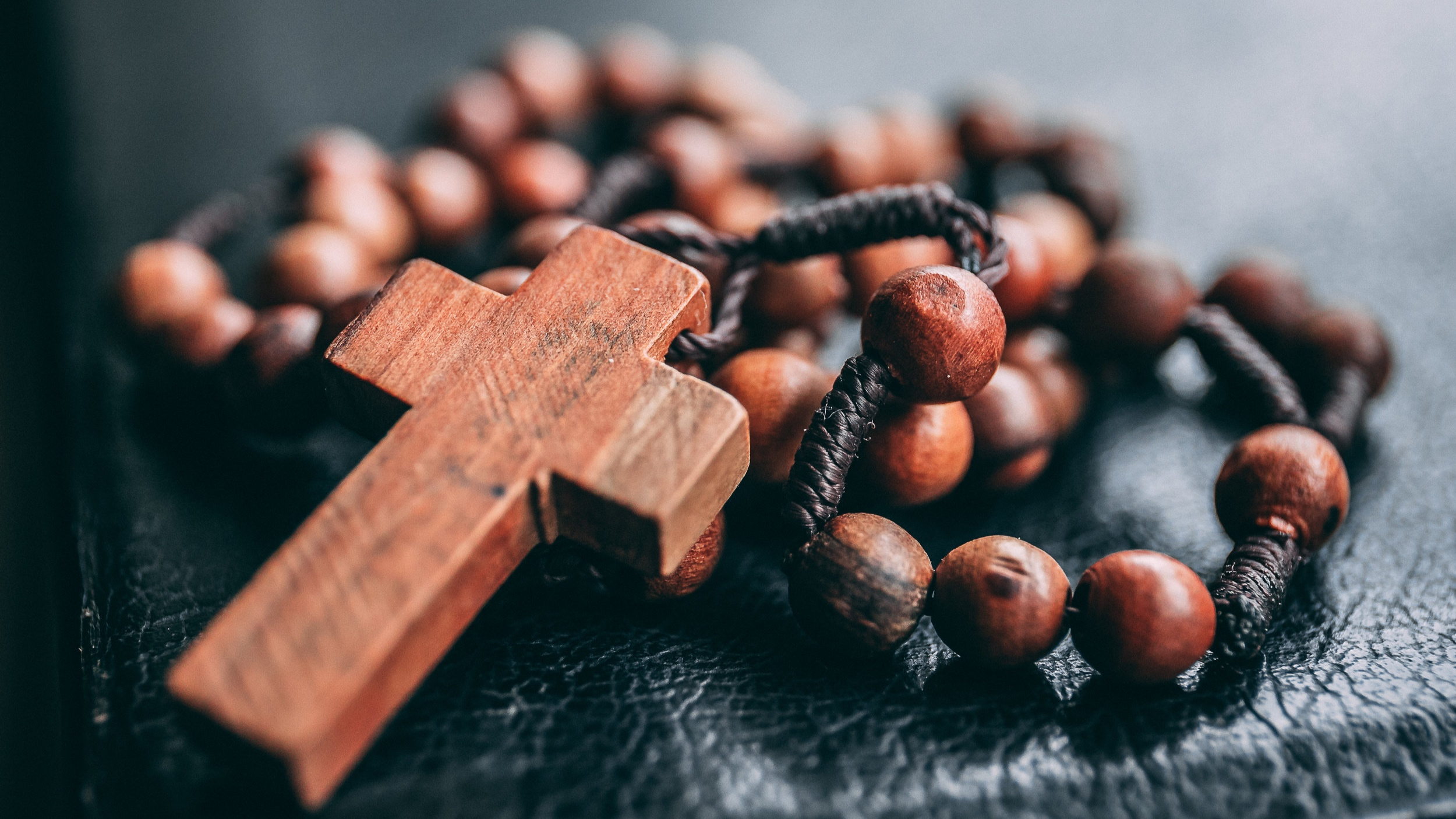Rosary - 8:35am – Before Daily Mass