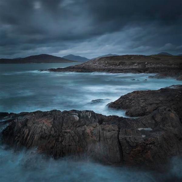 DUSK - ISLE OF HARRIS SCOTLAND - Ruth Grindrod