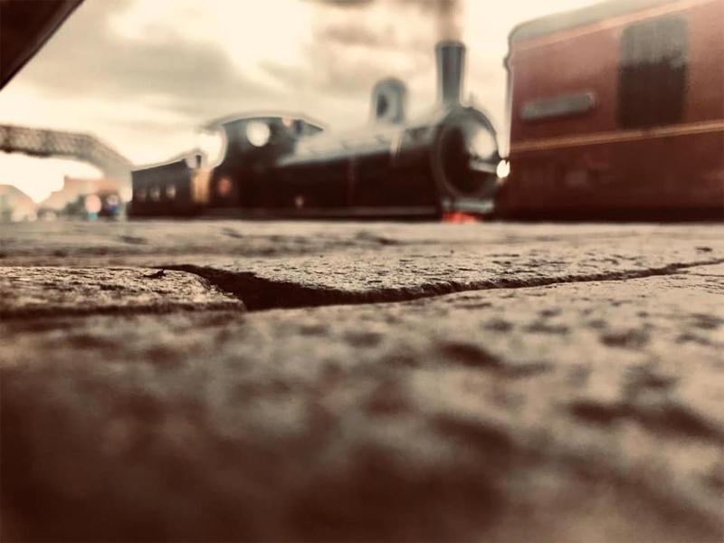 SHERINGHAM STEAM TRAIN - Jacob Lawes (12)