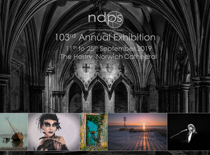 103rd Annual Exhibtion Poster