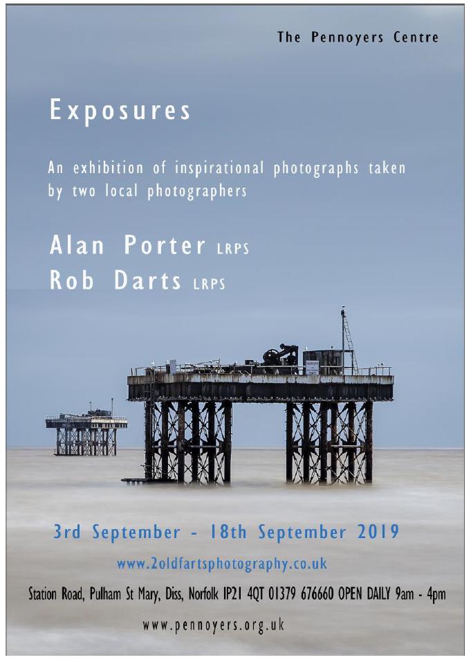 Exposures Exhibition poster