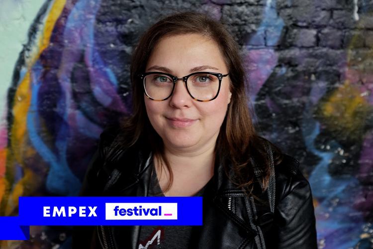 Alexandra-Irina Nicolae - (Product Owner)@EMPEX festival