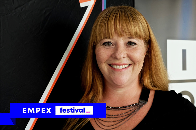 Anja Mangler-Kadoke - (Feel Good Managerin)@EMPEX festival