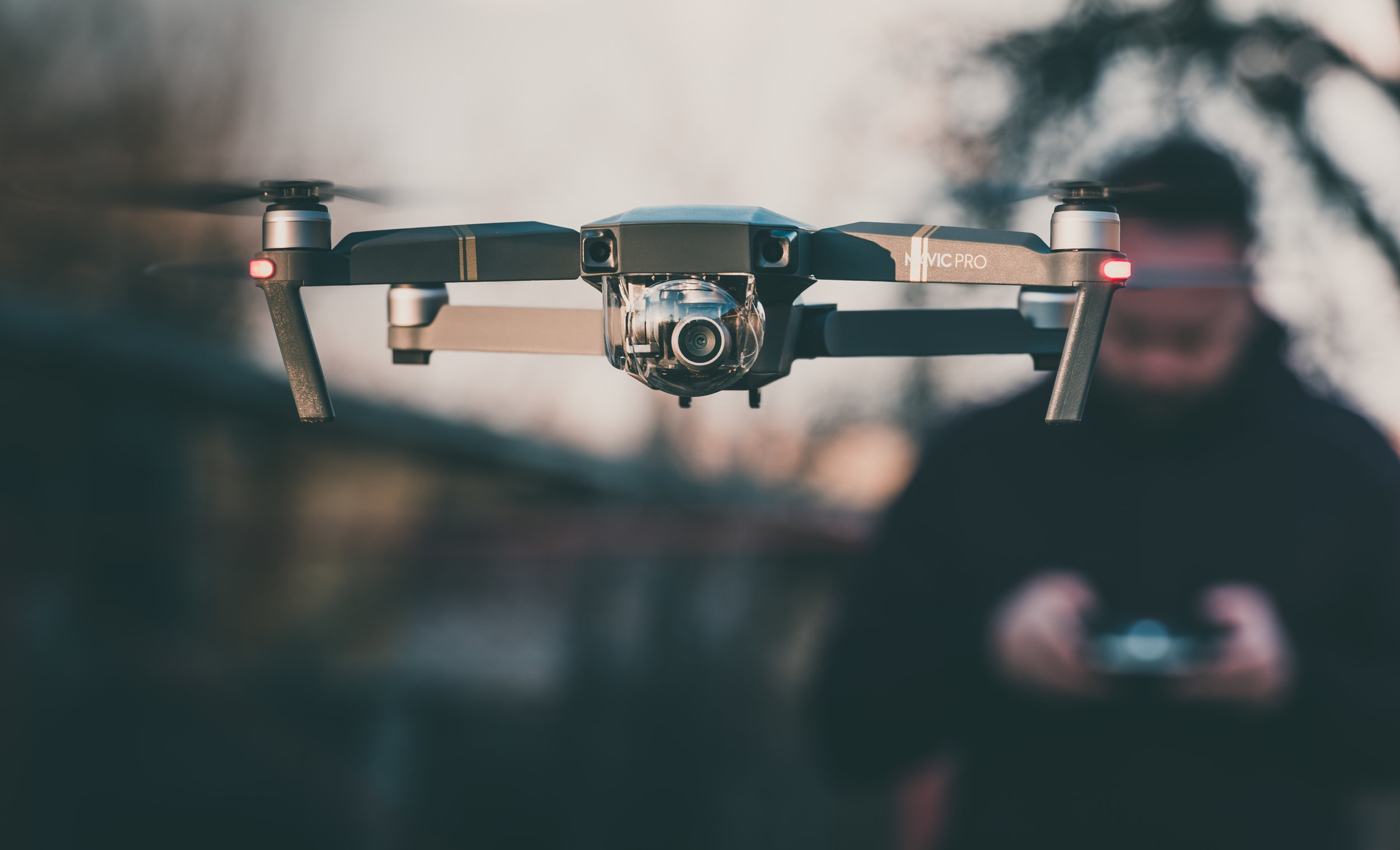 Drone Video Production - Need aerial footage at a business location or event? We are card carrying, licensed FAA Part 107 Unmanned Aircraft Pilots that take to the skies to capture the aerial imagery you need.