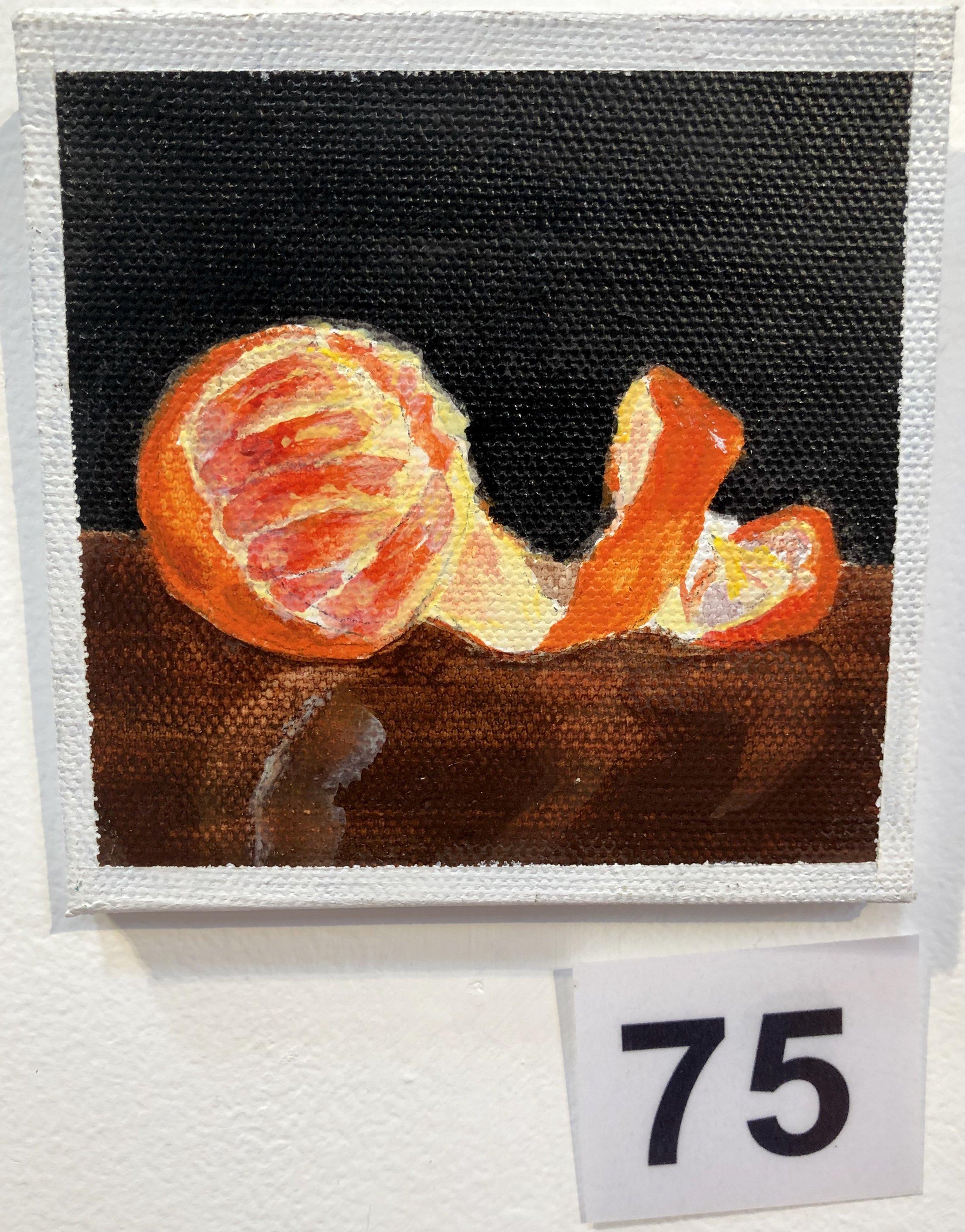 """""""Mandarin"""" by Kaye Kirkland"""