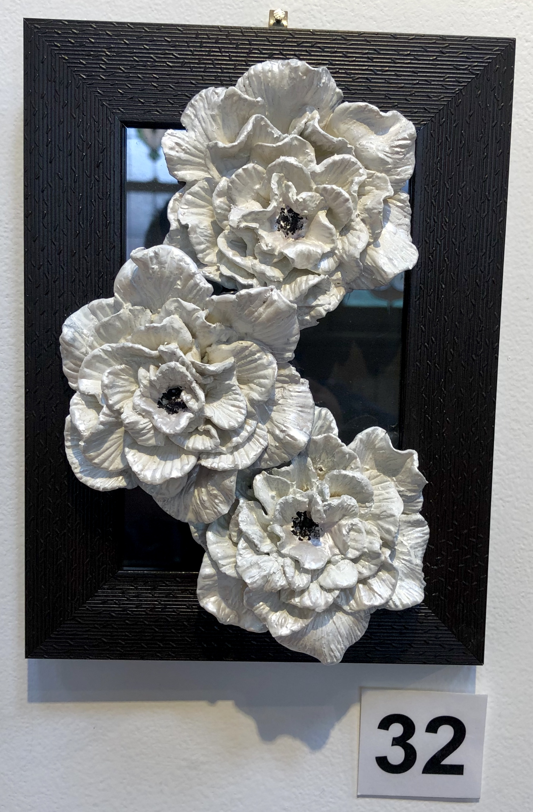 """White corsage"" by Evelyn Lay"