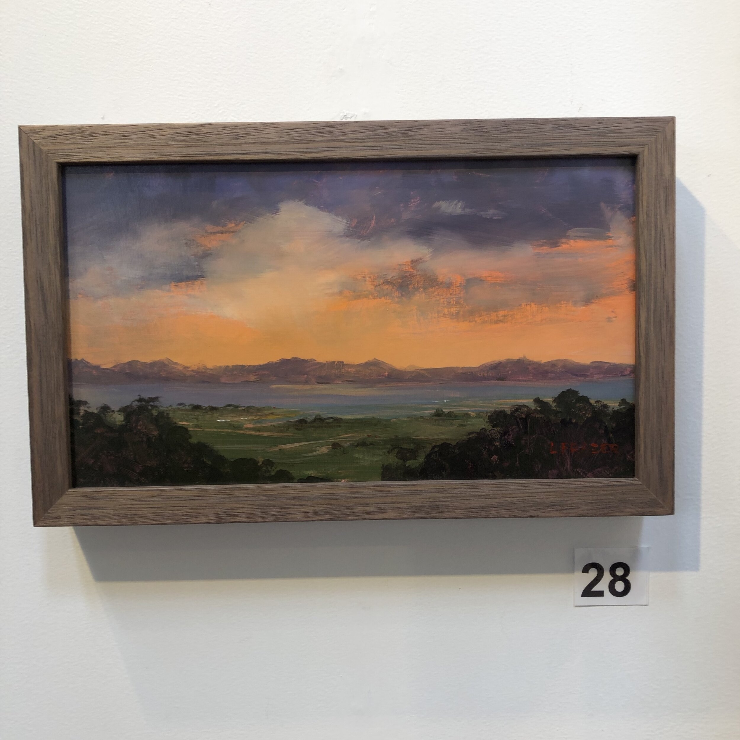 """Corner Inlet, South Gippsland"" by Leigh Fraser"